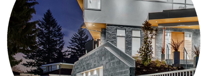 Custom Homes North Vancouver